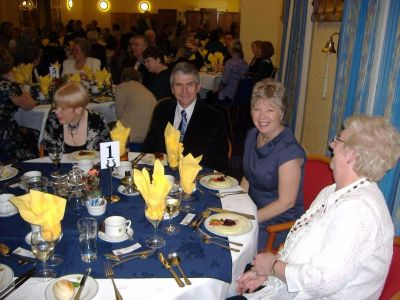Golden Jubilee Dinner 2007